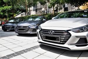 Hyundai Elantra Sport Turbo Malaysia 2017