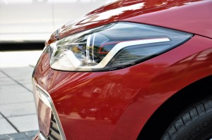 Hyundai Elantra Sport Turbo HID Headlamp, Malaysia 2017