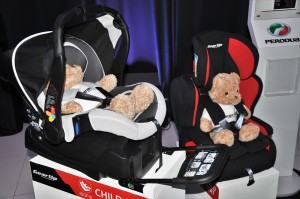 Perodua Child Seats, Gear Up 2017