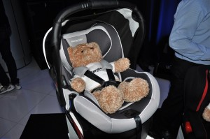 Perodua Gear Up Infant Seat, 2017