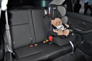 Perodua Gear Up Toddler ISOFIX Seat 2017