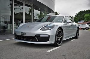 Porsche Panamera Review Malaysia 2017