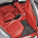Porsche Panamera Rear Seats Malaysia 2017