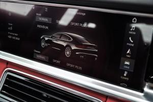 Porsche Panamera 12.3 inch Touchscreen, Malaysia 2017