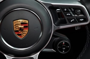 Porsche Panamera Steering Wheel Switches, Malaysia 2017