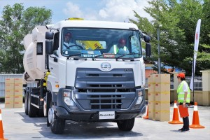 UDEMC Malaysia_2017, UD Extra Mile Challenge, Quester Truck