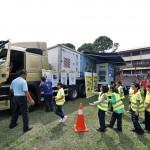 Volvo Trucks Malaysia, KidZania Go! Stop, Look, Wave Road Safety Program, School Children