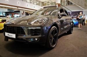 Porsche Macan, Sime Darby Auto Performance, Bangsar Shopping Centre, Malaysia,