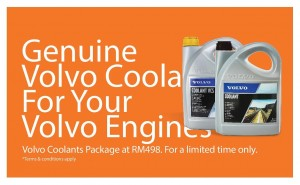 Volvo Trucks_Genuine Volvo Coolants Promo_01 - Malaysia