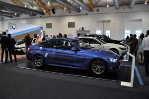 Malaysia Autoshow 2017 BMW Display