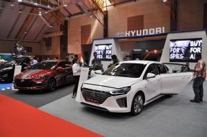 Malaysia Autoshow 2017 Hyundai Display