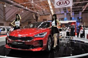 Malaysia Autoshow 2017 Kia Stinger