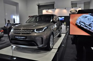 Malaysia Autoshow 2017 Land Rover Discovery