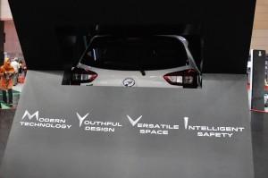 Malaysia Autoshow 2017 Perodua Myvi Teaser