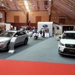 Malaysia Autoshow 2017, Subaru Display