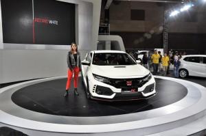 Malaysia Autoshow 2017 Honda Civic Type R