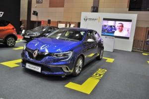 Malaysia Autoshow 2017 Renault Megane GT