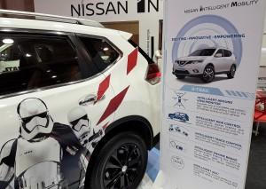 Malaysia Autoshow 2017, Nissan X-Trail, Nissan Intelligent Mobility