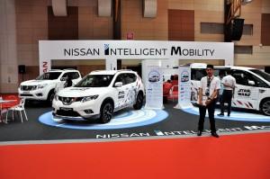 Malaysia Autoshow 2017 Nissan Display