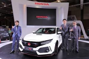 Honda Malaysia, Civic Type R Launch At Malaysia Autoshow 2017, Serdang