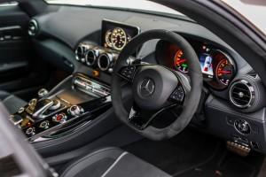 Mercedes-AMG GT R (13) Cockpit Malaysia 2017