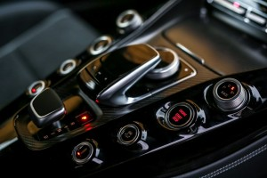 Mercedes-AMG GT R (17) - Centre Console, Malaysia 2017