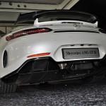 Mercedes-AMG GT R Rear Under, Malaysia 2017