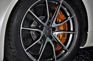 Mercedes-AMG GT R Wheel, Malaysia 2017