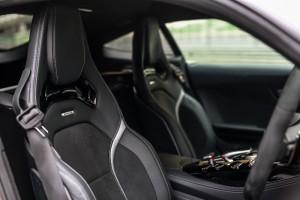 Mercedes-AMG GT R Seats, Malaysia 2017