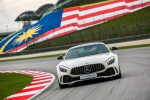 Mercedes-AMG GT R Front View, Sepang Malaysia 2017