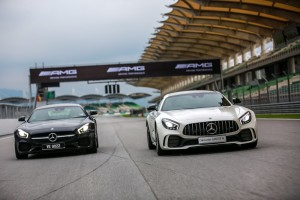 Mercedes-AMG GT R & GT S, Sepang Malaysia 2017