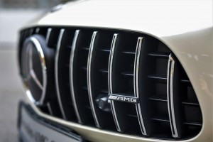 Mercedes-AMG GT R Front Grille Malaysia 2017