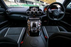 Mercedes-AMG GT R Interior Malaysia 2017
