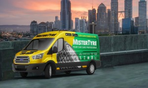 MisterTyre Mobile Service Van, Malaysia - Copy