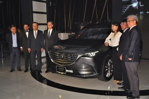 Mazda CX-9 Launch Malaysia 2017, Dato Sri Ben Yeoh