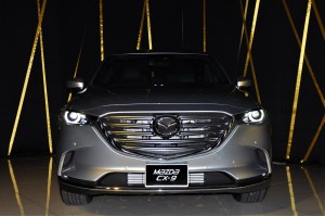 Mazda CX-9 Front View, Malaysia Launch 2017