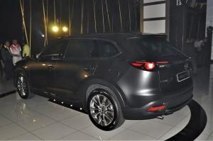 Mazda CX-9 Rear View Malaysia Launch 2017