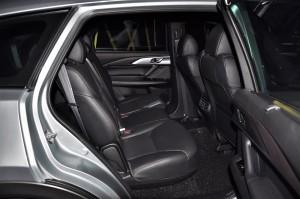 Mazda CX-9 Second Row Rear Seats, Malaysia Launch 2017