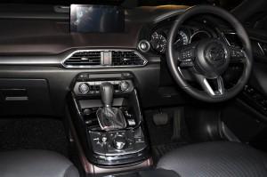 Mazda CX-9 Cockpit Malaysia Launch 2017
