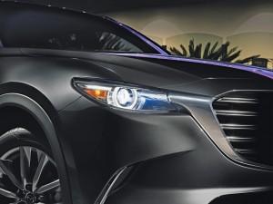 CX9-Exterior-Adaptive LED Headlights - Mazda Malaysia