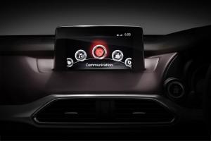 CX9-Interior-MZD Connect - Mazda Malaysia Launch
