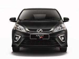 100% Front_ Perodua Myvi 1.5L AV Malaysia