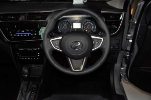 Perodua Myvi 1.3L Steering Wheel, Malaysia 2017