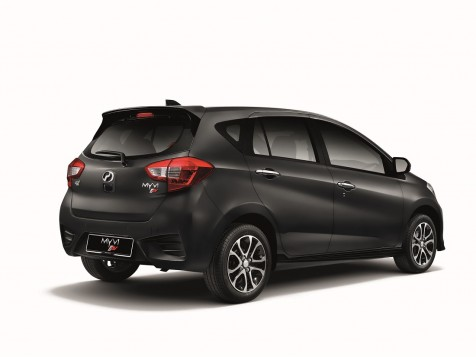 Third Generation Perodua Myvi Hits 100,000 Mark