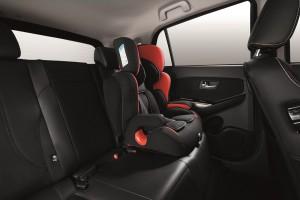 Perodua Myvi ISOFIX System & GearUp Child Seat Malaysia