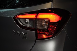 Perodua Myvi LED Rear Combination Lamp, Malaysia 2017