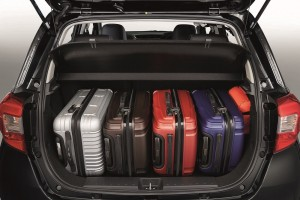 Perodua Myvi Luggage Space Malaysia