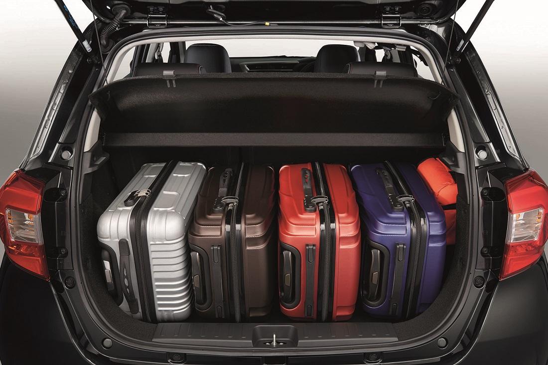 Perodua Myvi Luggage Space Malaysia Autoworld Com My