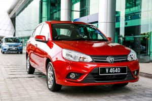 Proton Saga is top-selling Proton model