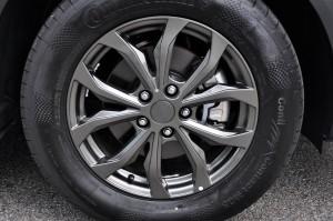 Hyundai Tucson Turbo 17 Inch Alloy Wheel, Malaysia
